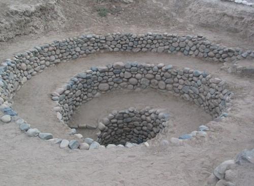 spirali nel deserto