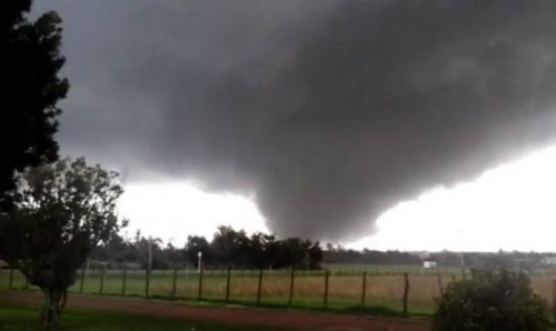 tornado Uruguay