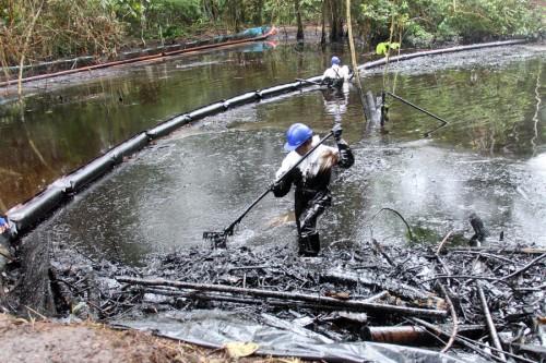disastro ambientale maranon