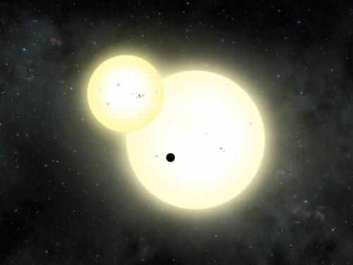 pianeta con due soli