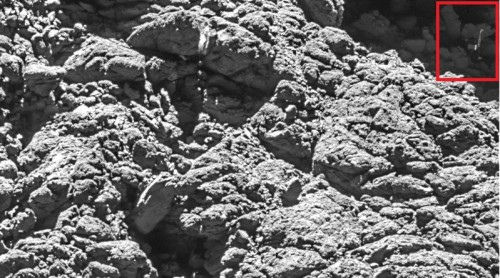 cometa philae rosetta