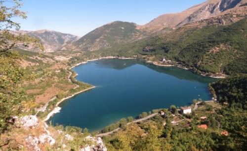 lago cuore terremoto