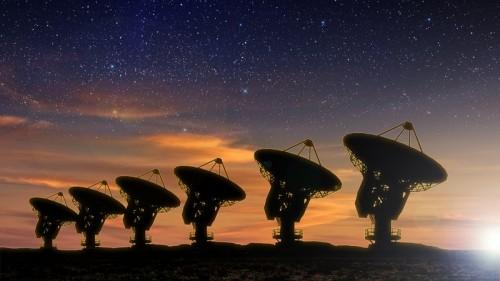 segnale alieno