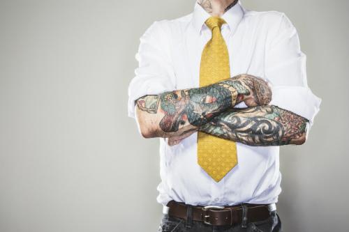 tatuaggi lavoro