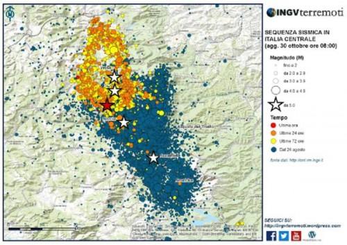 terremoto terreno
