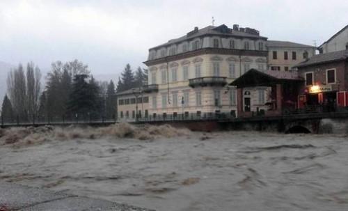 alluvione piemonte e liguria