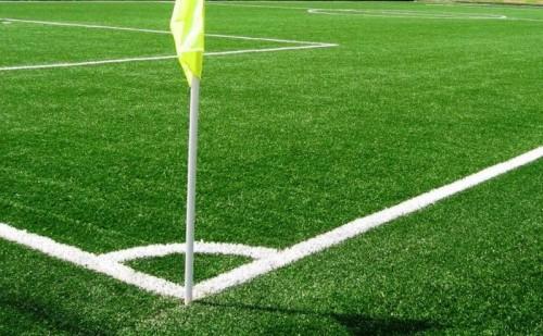 campo da calcio sintetico