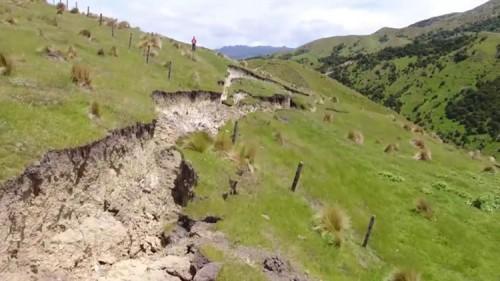 terremoto nuova zelanda