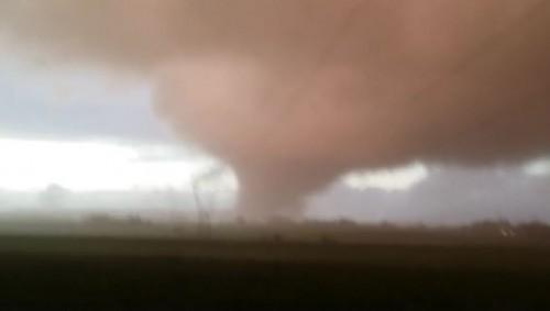 tornado cesano