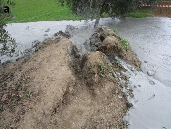 vulcanelli di fango