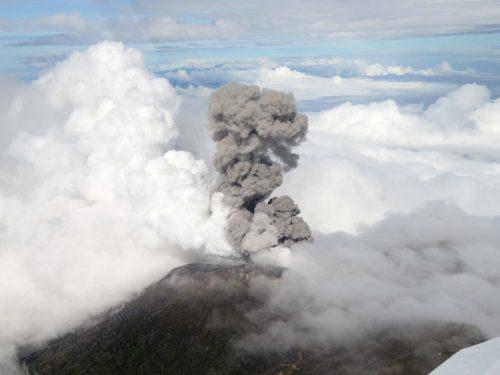 vulcano-meteora